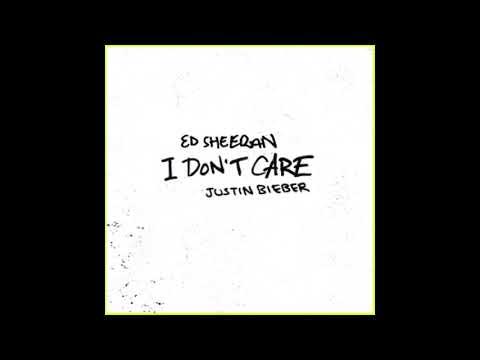 Download Lagu  Ed Sheeran X Justin Bieber - I Don't Care - Clean -  Radio Edit Mp3 Free