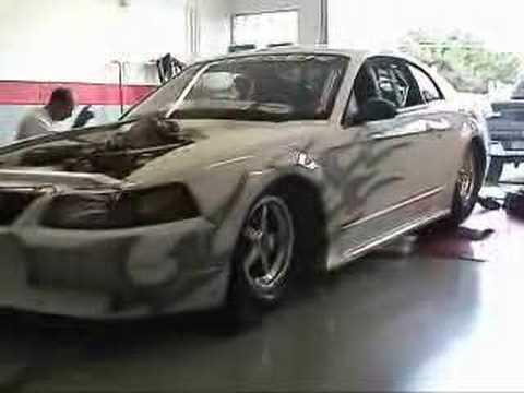 2000 HP Mustang Dyno
