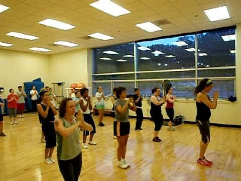Zumba With Morgan - sahara Oasis video