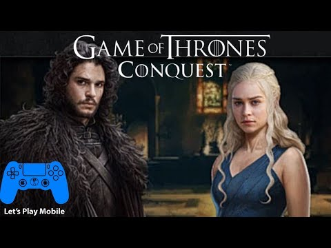 Game Of Thrones Conquest Gameplay Ios Android By Warner Bros