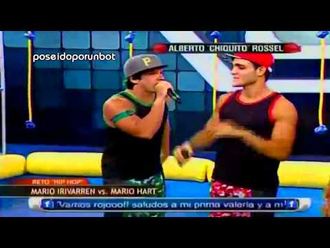 Video reto Hip Hop Combate Peru