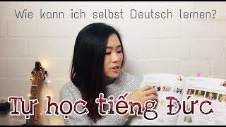 Học tiếng Đức - Tự học tiếng Đức tại nhà cho người mới bắt đầu/ How to learn German by yourself❤️