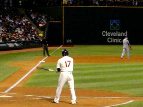 Shin-Soo Choo's home run against Royals 2009 Video