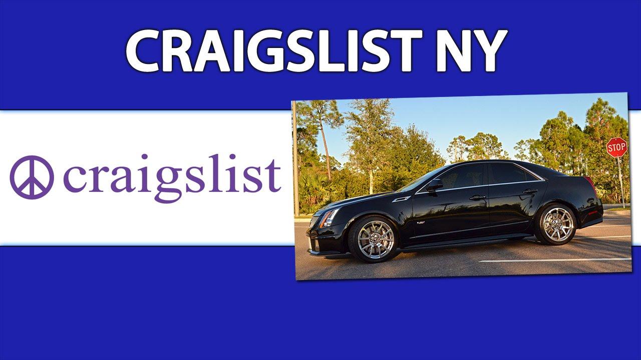 Craigslist NY - YouTube