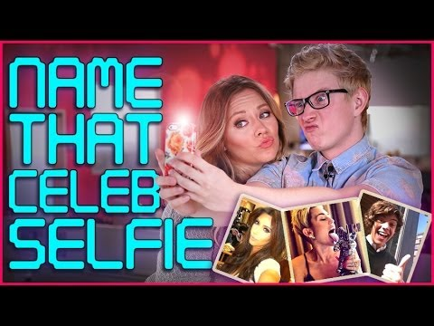 Top That! Name that Celebrity Selfie! | Lightning Round