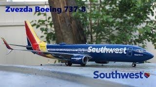 Southwest Boeing 737-8