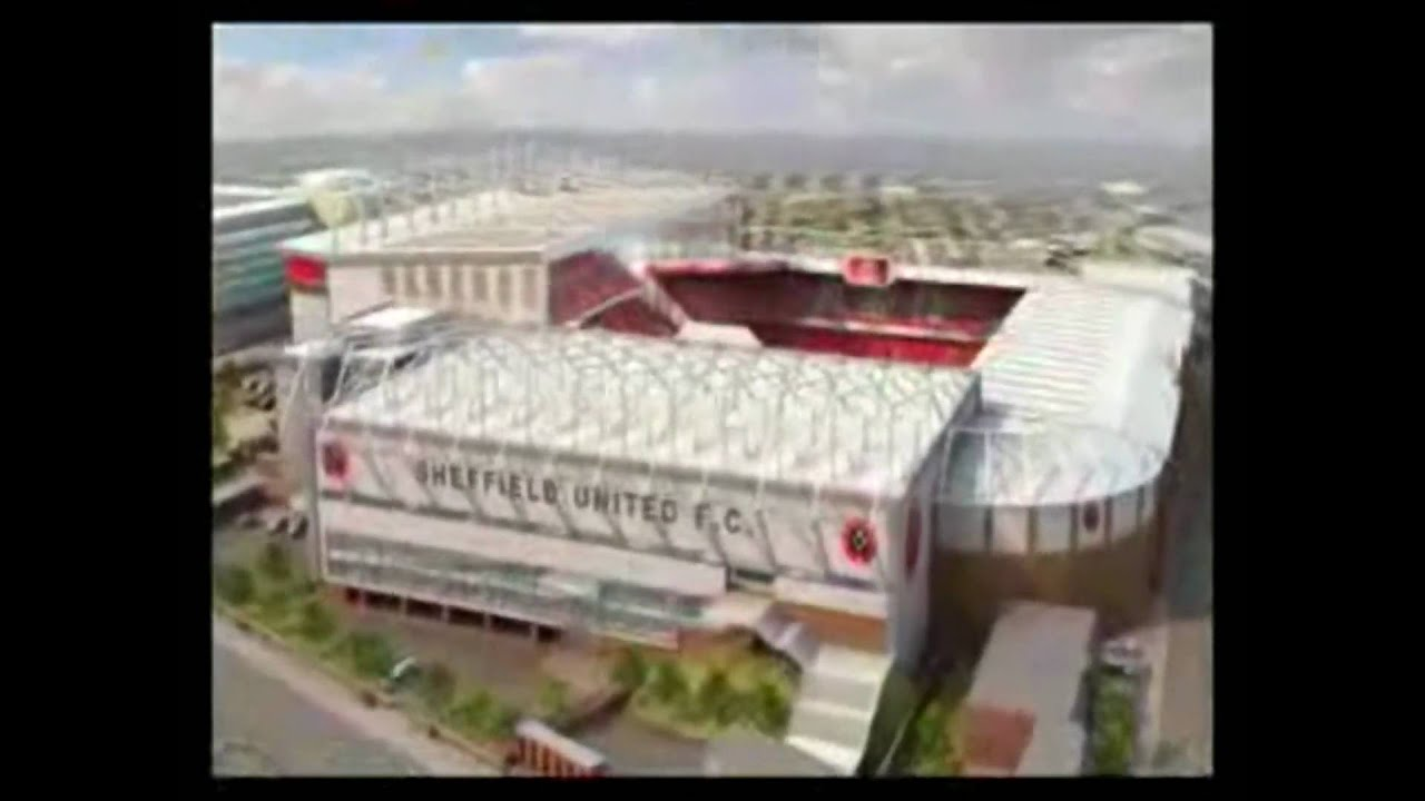 Bramall Lane Kop Bramall Lane Ground