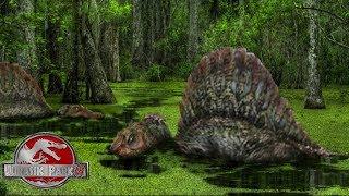 2 Spinosaurus's On Isla Sorna Theory | Jurassic Park 3 |