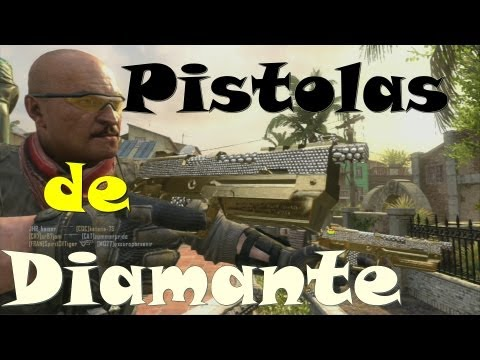 Pistolas de Diamante en Black ops 2.(by RaiMur)
