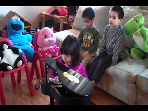 Concert Pianists-in-Training