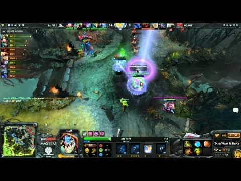 Moscow 5 Int vs Team Empire Game 1  joinDOTA Masters Semifinal  TobiWanDOTA braxlikesdota