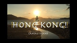 Hong Kong! - Lantau Island | Travel Couple | CHINA Vlog 3: Part 1