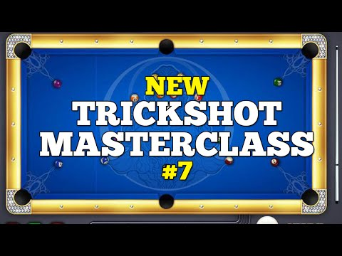 The Best 8 Ball Pool Trickshots - #7