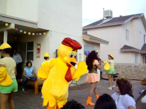 Strella Show Pollito Chiken video