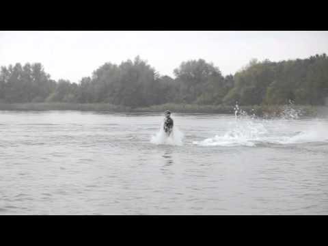 Flyboard demo movie for qualification Qatar 2014 Xtreme Marine Sports