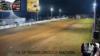 22º RODEIO CRIOULO NACIONAL CTG CIDADE AZUL