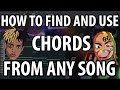 How To Find And USE Chords From ANY SONG FL Studio Tutorial mp3
