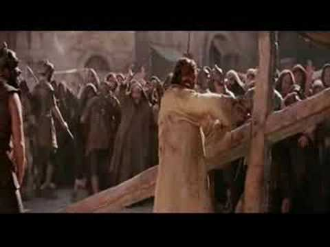 Set Me Free - Casting Crowns & The Passion Of The Christ video