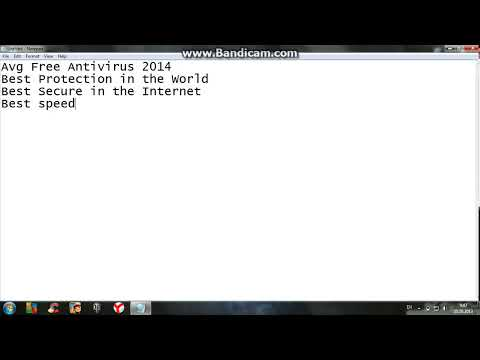 Avg Free Antivirus 2014 обзор