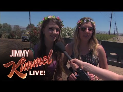 Thumbnail of video Lie Witness News - Coachella 2013