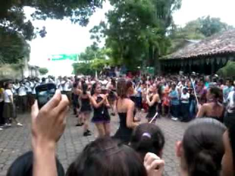 Instituto Nacional Thomas Jefferson..Sonsonate..viernes 12 de agosto de 2011