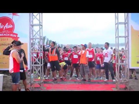 Air Asia Bali Beach Run [HQ - Complete Event Coverage]