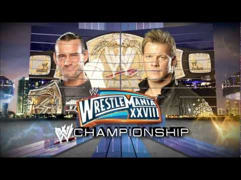 The WrestleMania 28 Pre-Show 2012