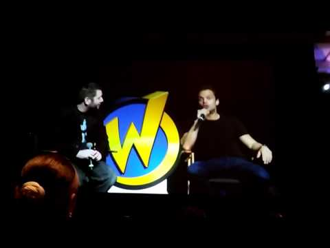 Sebastian Stan at Wizard World Sacramento CA 6/19/16