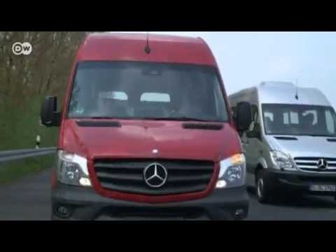 Facelift 2013: Mercedes Sprinter   Drive it!