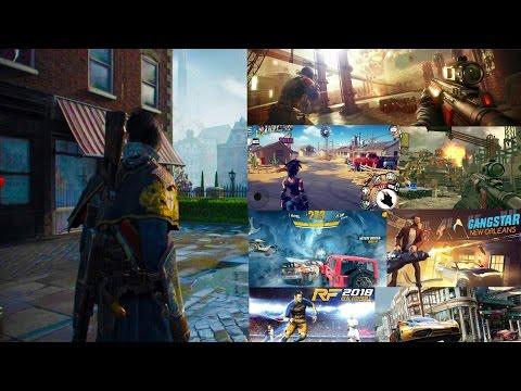 Top juegos de Gameloft por salir en el 2016/2017  :O