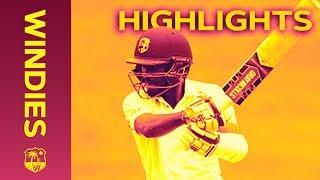 Brathwaite Battles Hard On Last Day - Windies v Sri Lanka 2nd Test Day 5 2018   Extended Highlights