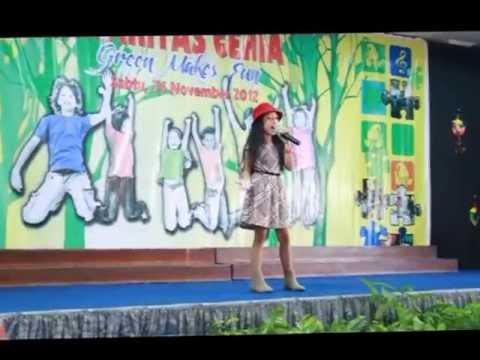 Calista Amadea & SD Charitas Ensemble - Burung Unta