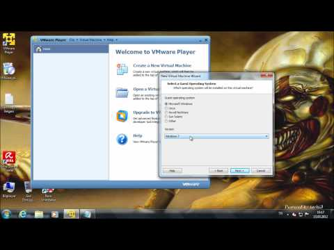 VMWare Player v4 HD