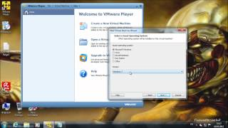VMWare Player v4 (HD)