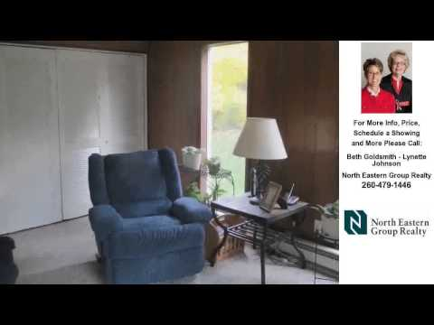 Homes For Sale 7814 Sunny Lane, Fort Wayne, In Real Estate Beth Goldsmith  Lynette Johnson video