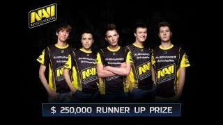 Na`Vi.Dota 2 The International 2012 Highlights