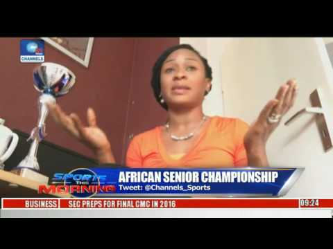 Sports This Morning: African Women Champion; Oshonaike Attributes Victory To Personal Psyche