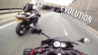 Yamaha YZF-R125 & R6 Road Trip to London!
