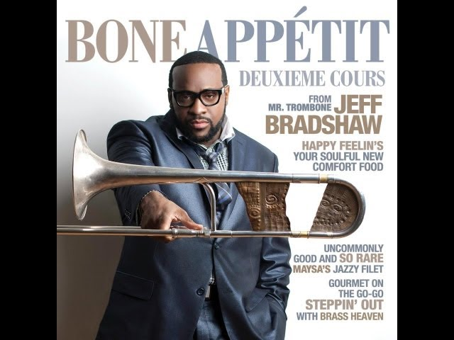 Jeff Bradshaw - Bone Appetit Urban Mix