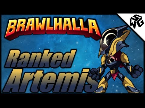 Road to Diamond Ranked Artemis 1v1's - Brawlhalla Gameplay :: Stop Me From Playing Scythe!