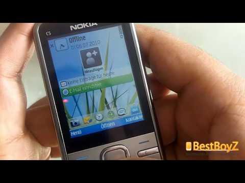 (HD) Review / Vorstellung: Nokia C5   BestBoyZ