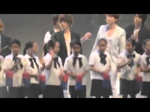Heal The World - Super Junior (kimchi Concert) Jakarta, 4 June 2011.mp4 video