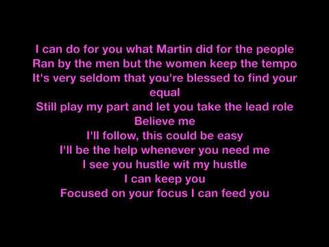 Beyonce - Upgrade U with lyrics (non rap version)