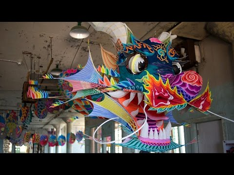 Making of: '@Large, Ai Weiwei on Alcatraz' | KQED Arts