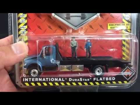 Greenlight HD Trucks Flatbed Review!