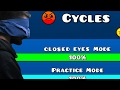 Geometry Dash - Level Nine Closed Eyes MP3