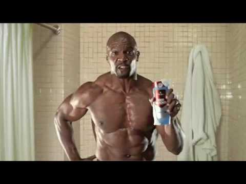 Comercial Old Spice Odor Blocker Body Wash Complete!