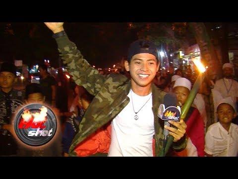 Ikut Pawai Obor, Arnold Leonard Meriahkan Tahun Baru Islam - Hot Shot 22 September 2017