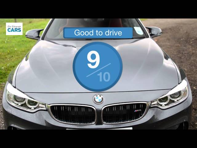 BMW M4 2014 review | TELEGRAPH CARS - YouTube