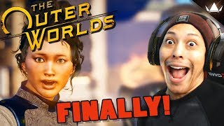 The Outer Worlds Official Announcement Trailer | Reaction and First Thoughts
